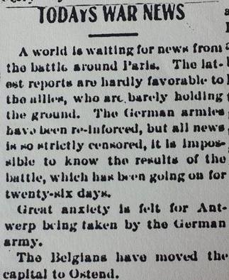 Fig. 1 Sarasota-Times, October 8, 1914