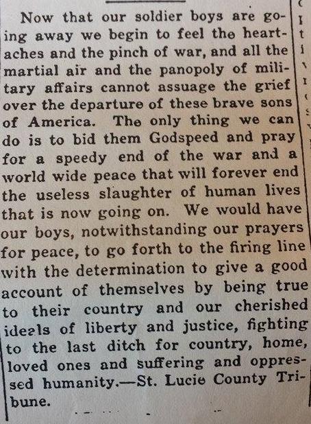 Fig. 3 Sarasota-Times September 20, 1917.